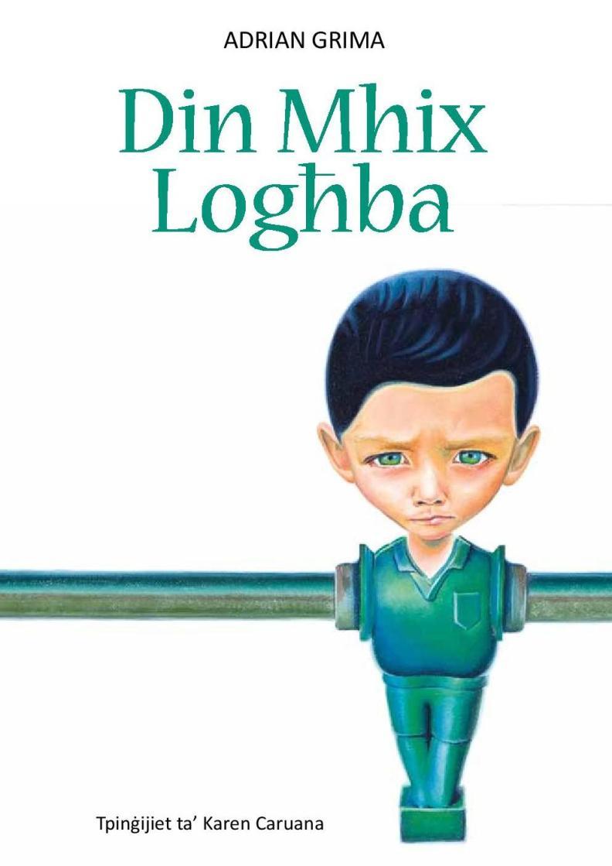 Adrian Grima - Din Mhix Loghba - Stejjer KKM_q