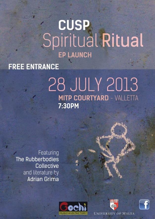 CUSP - Spiritual Ritual - EP launch