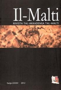 Il-Malti, lxxxiv, 2012