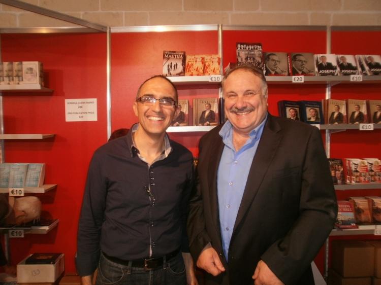 Adrian Grima u Joseph Borg (SKS Publishers)