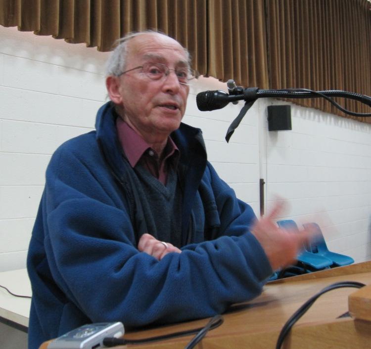 Joseph Borg, President,MHA (Photo by Paul Vella) - 13.7.14