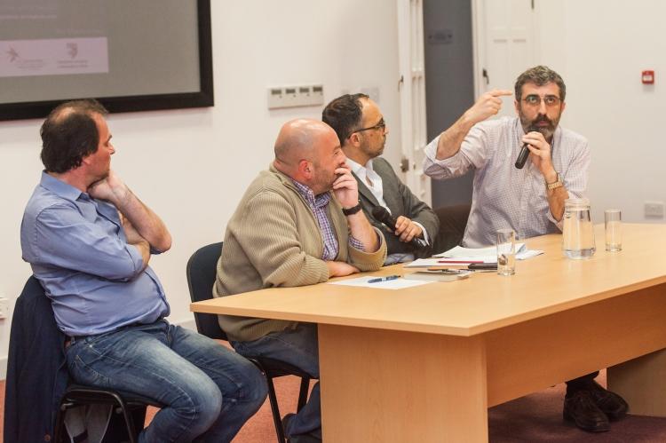 Alex Vella Gera, Karl Schembri, Adrian Grima, Mark Vella (Photo: Elisa von Brockdorff)