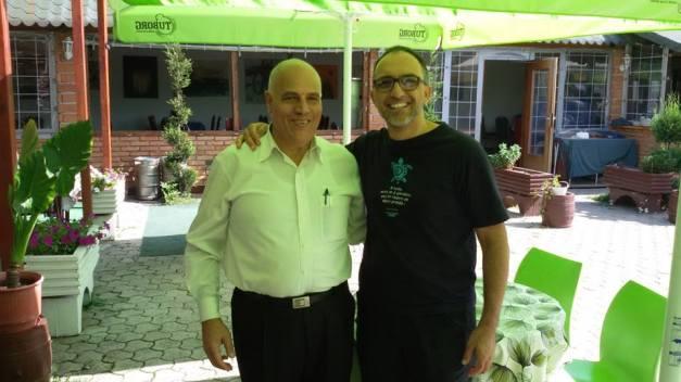 Nizar Sartawi, Adrian Grima