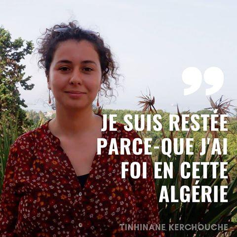 Tinhinane Kerchouche